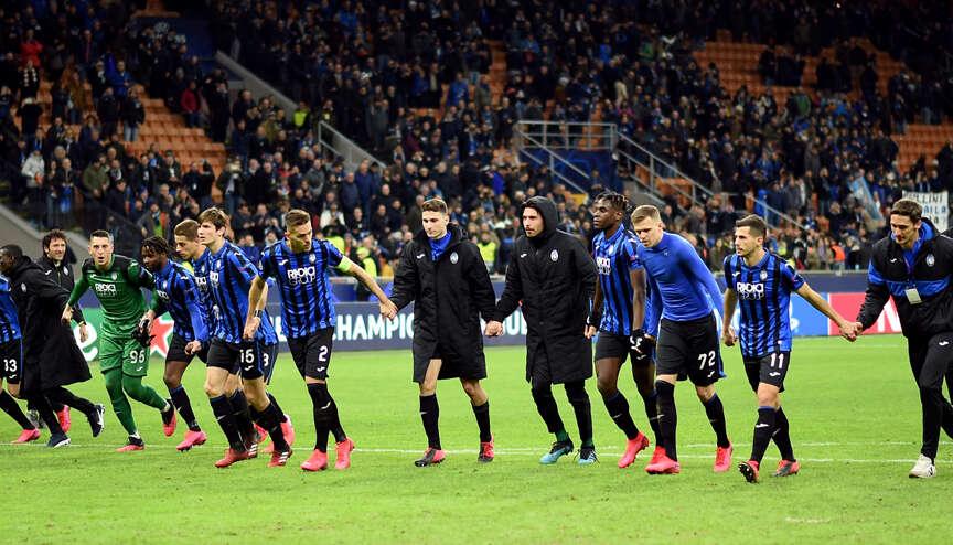 COVID-19: Feverish fans fuelled virus at Champion's League match between Atalanta and Valencia