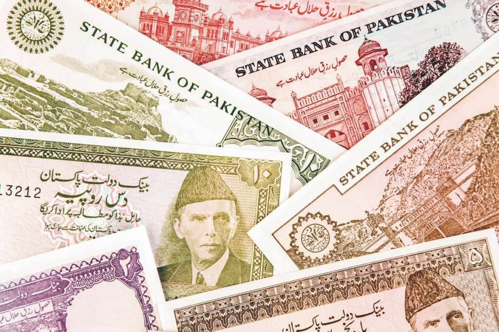 Pak rupee, equity market hit by economic worries