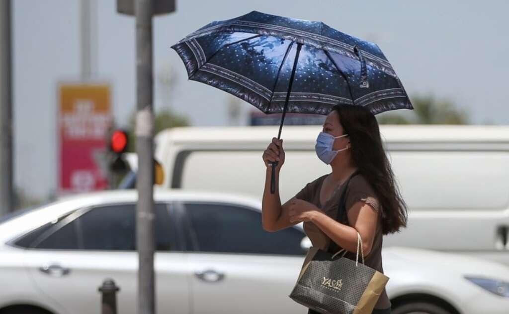 Temperature, UAE, Summer, humidity