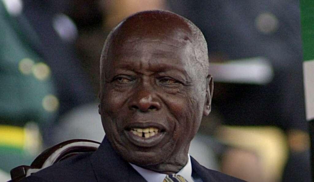 Kenya, Daniel, Moi, Jomo Kenyatta