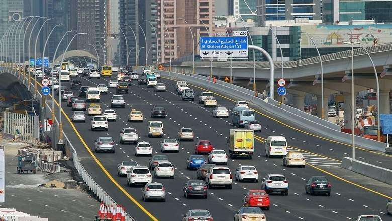Watch out for road closures in Downtown Dubai, Business Bay