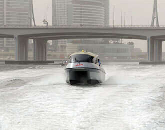 Two more stations for Water Taxis