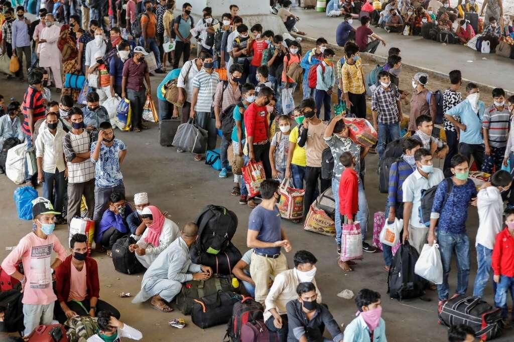 India, migrant workers, killed, returning, village, homes, coronavirus, Covid-19, lockdown, SaveLIFE Foundation