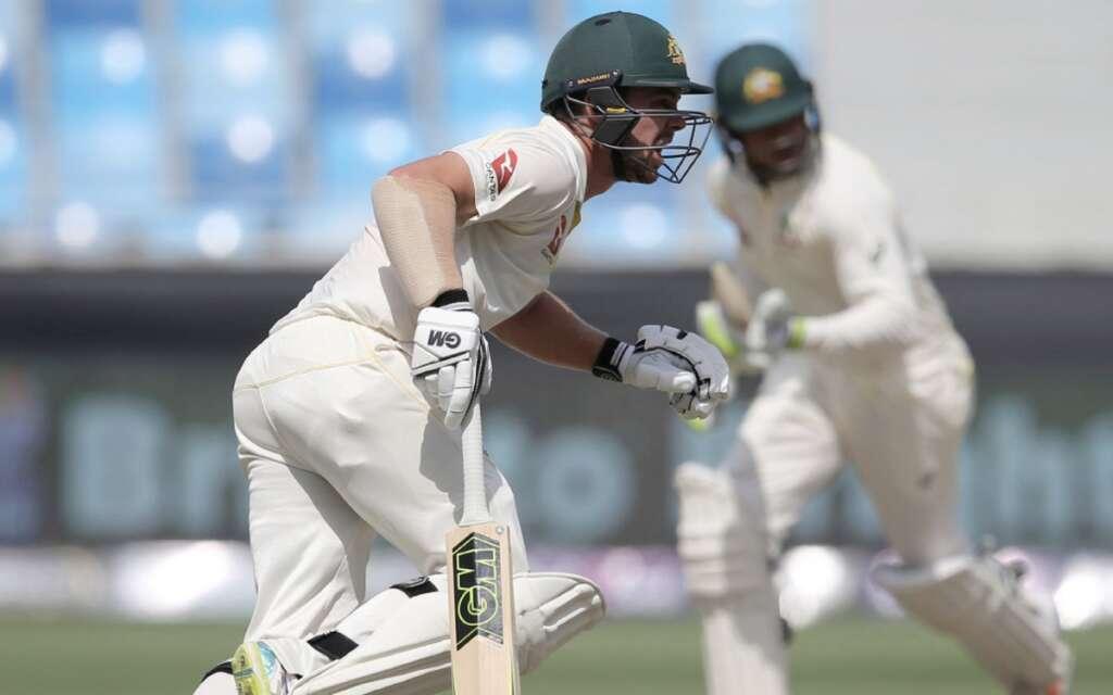 Khawaja, Head frustrate Pakistan as Australia reach 215/3 at lunch