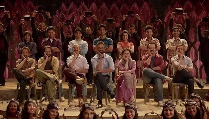 Chhichhore, review, movie review, bollywood, lesson, life lesson, reviews, Sushant Singh rajput, Shraddha Kapoor, Varun Sharma, Prateik Babbar, Nitesh Tiwari, hostel life, college