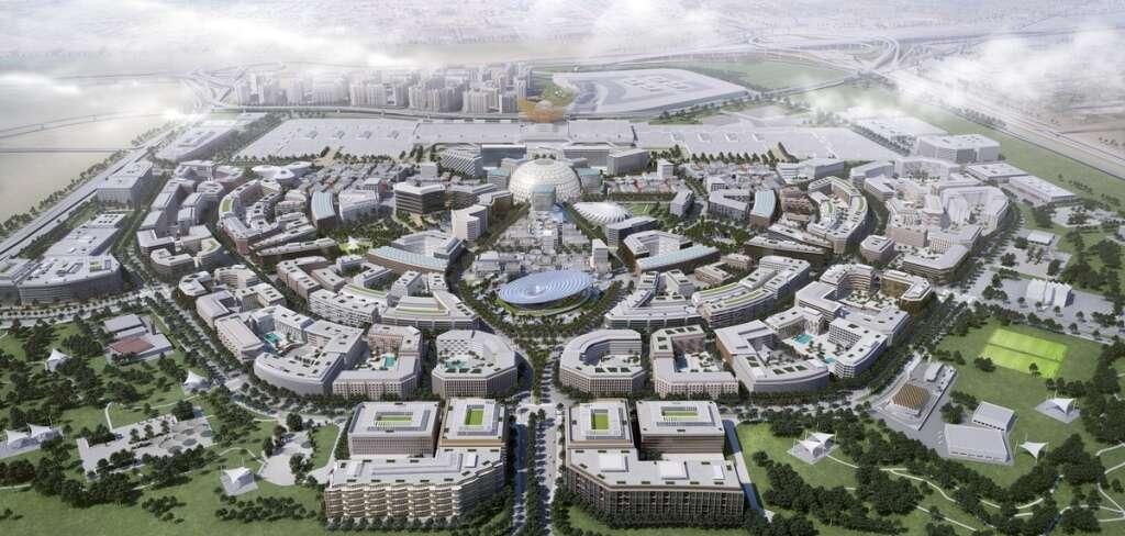 District 2020, World Expo, 2020 Dubai, Expo 2020 Dubai
