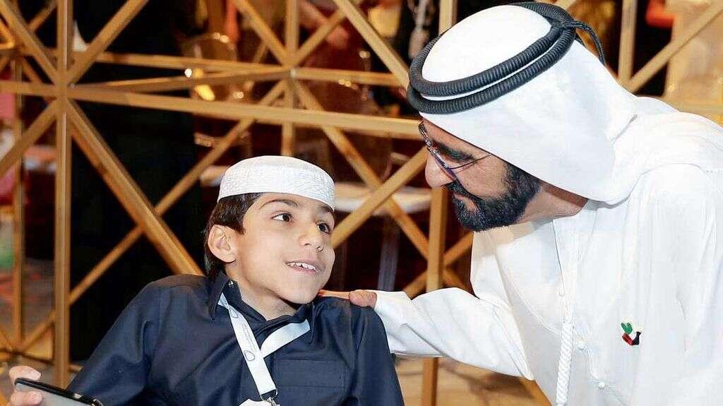 Disability no bar for this 14-yr-old Qatari Instagram star