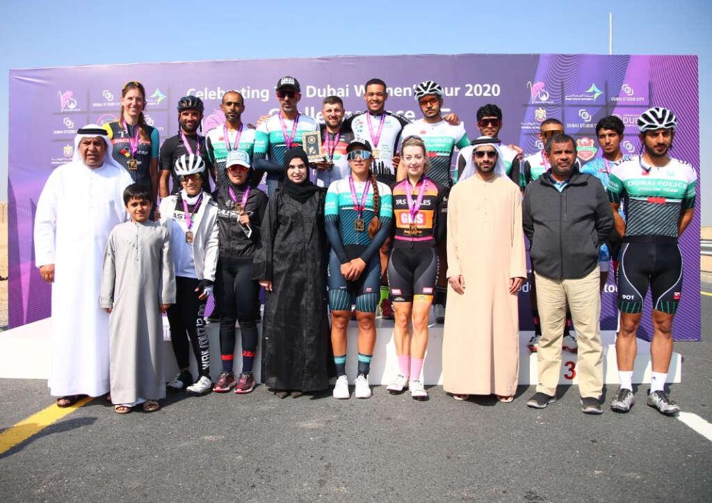 Race to mark Dubai Women Tour 2020