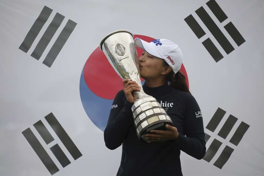 Image result for jin young ko wind evian
