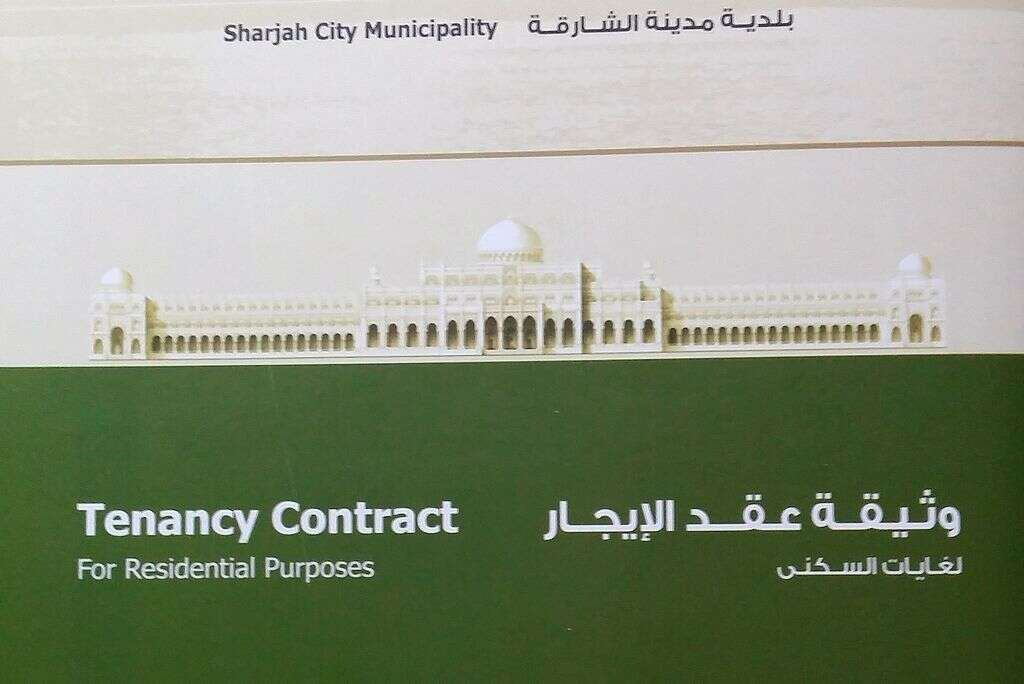 Sharjah Tenancy Contracts Go Online Khaleej Times