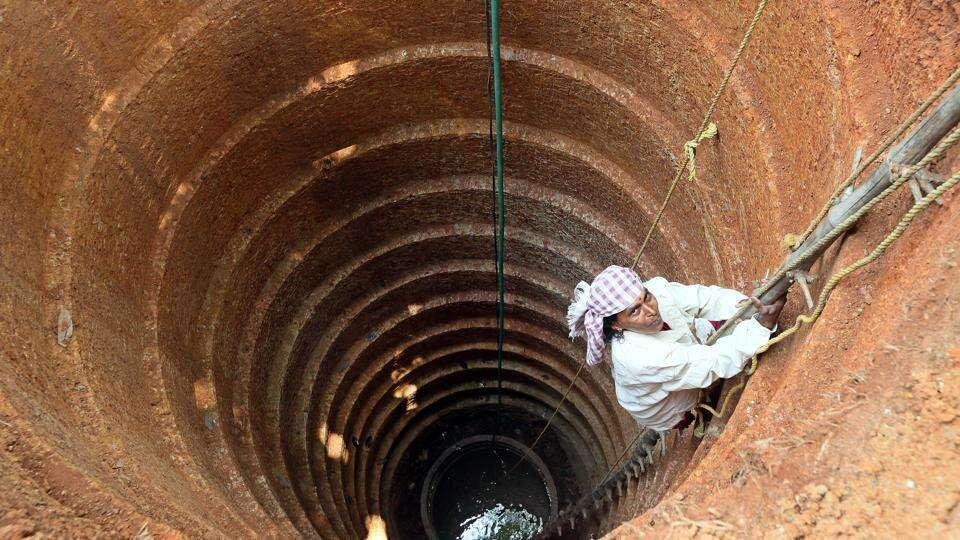 Kerala women wield spade, shovel to dig wells - News