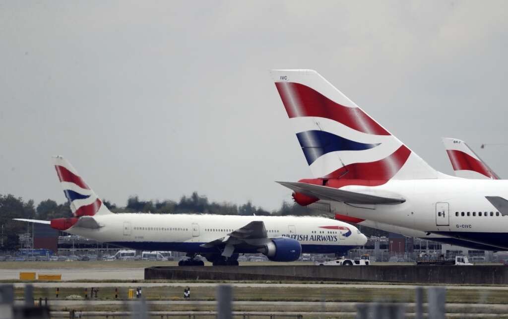 British Airways, passengers, grounded, 24 hours, technical glitch, air traffic controllers, computer systems