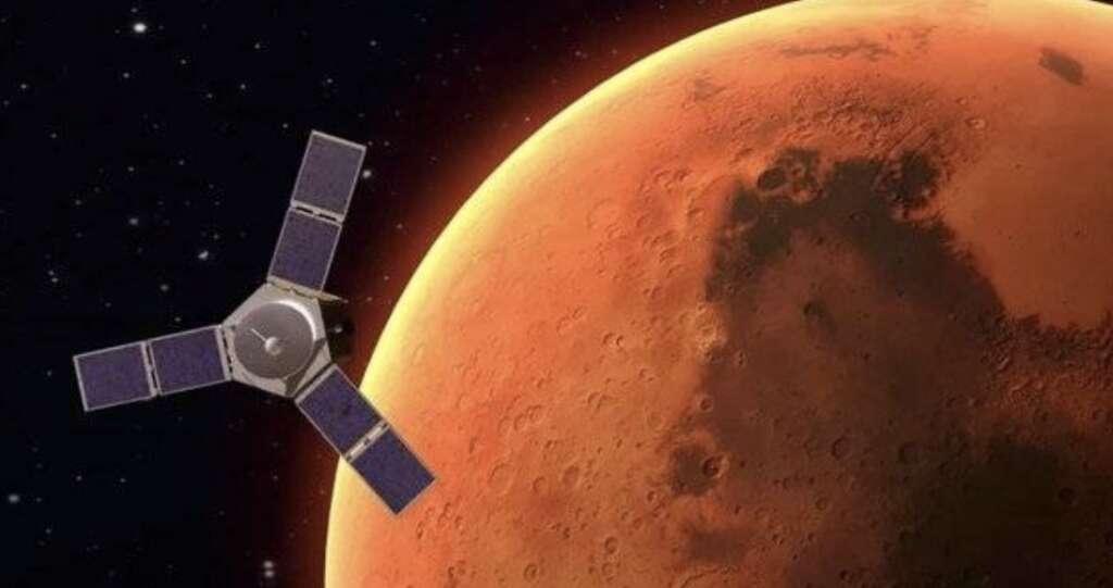 Mars, uae china, space, hope mission