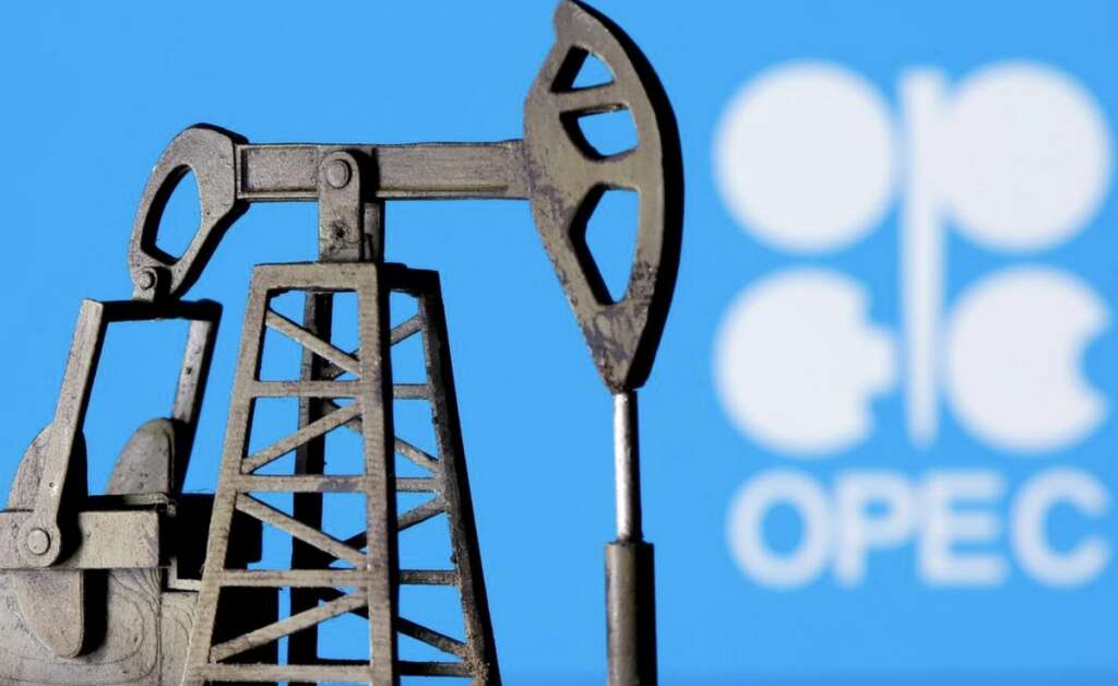Opec+, endorses, one-month extension, oil cuts