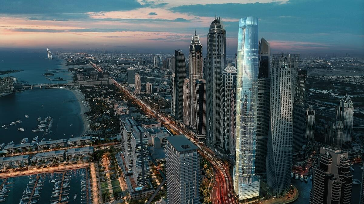 The emirate, known as city of the 21st century for its smart buildings and glitzy towers, boasts of being home to the world's tallest hotel, the Gevora, located on Sheikh Zayed Road with a height of 356.3 metres. Interestingly, Dubai is also home to the world's six tallest hotels – JW Marriott Marquis Hotel Tower 1, JW Marriott Marquis Hotel Tower 2, Rose Rayhaan by Rotana, Burj Al Arab and Emirates Tower 2.