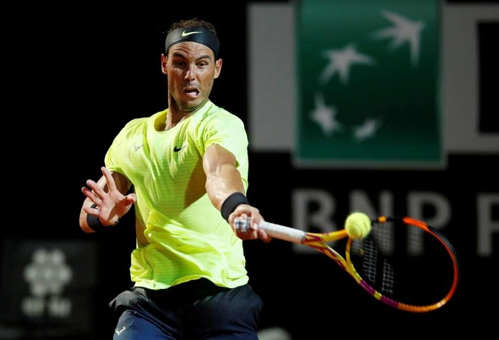 novak Djokovic, Rafael nadal, French open, Italian open