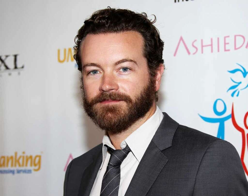Danny Masterson, actor, United States, That 70s Show, charged, raping, three women, Los Angeles District Attorney's office