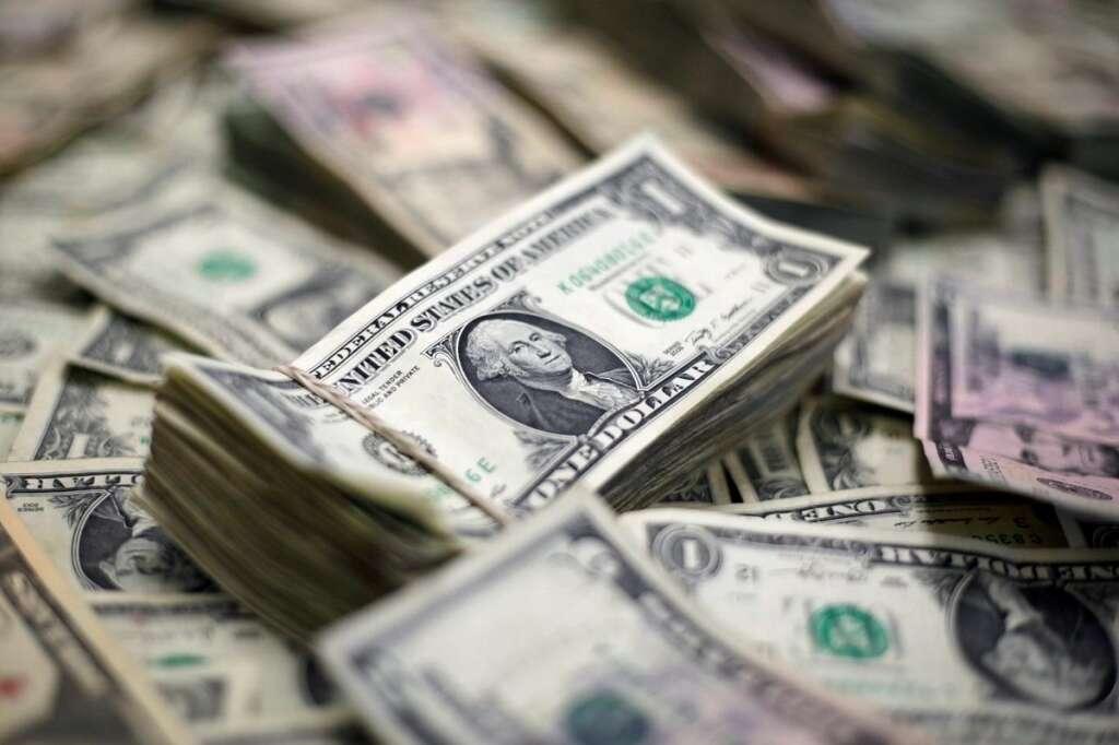 Dollar buoyed by jump in US bond yields
