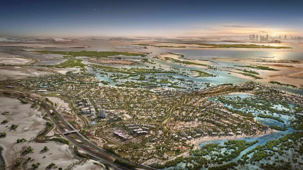 Enabling Works commence on Dh5b Jubail Island