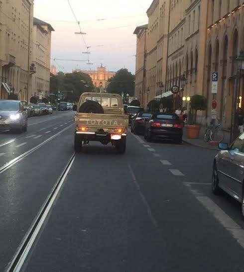 Arrest, trial of Emirati in UAE for stunt driving in Europe