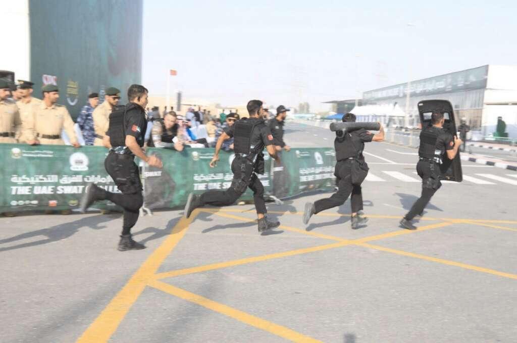 Dubai, Dubai Police, UAE SWAT Challenge 2020, SWAT