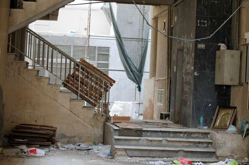Sharjah, Sharjah residents, under-construction buildings, keep watch, abandoned, buildings,