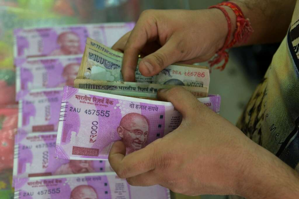Indian rupee may touch 19.9 vs UAE dirham