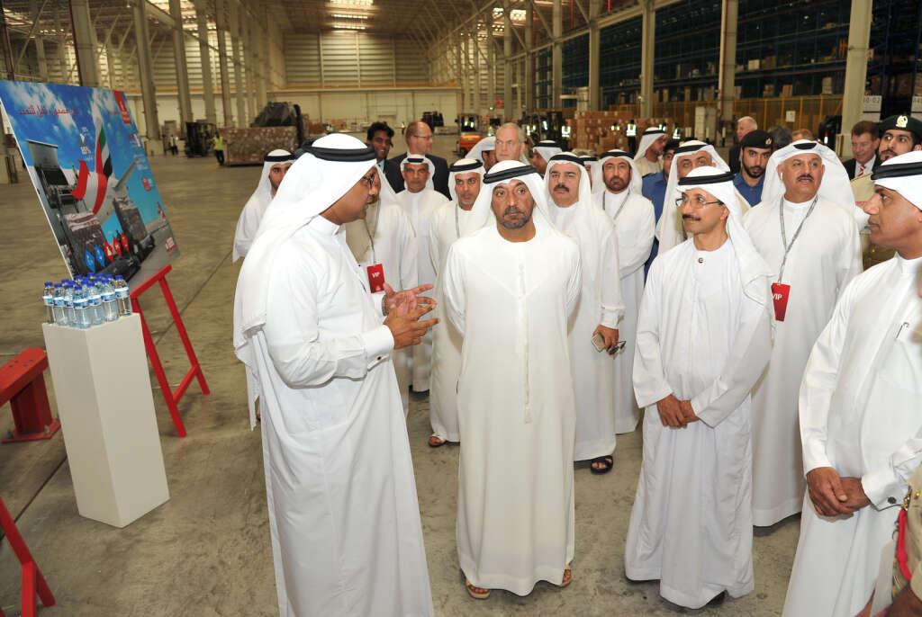 emirates senior vice president - 1024×687