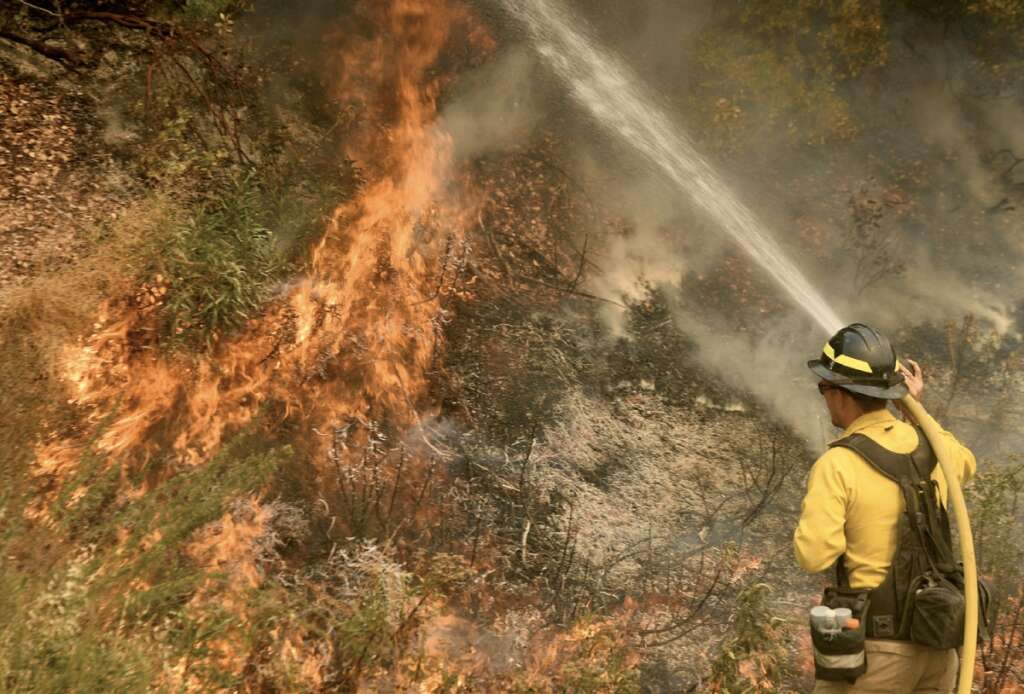 Northern California wildfire, wildfire, California, US