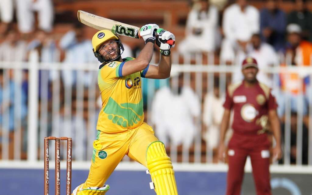 Afridi fires Pakhtoons into T10 League final