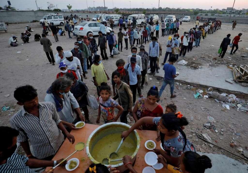 Global poverty, coronavirus, coronavirus pandemic
