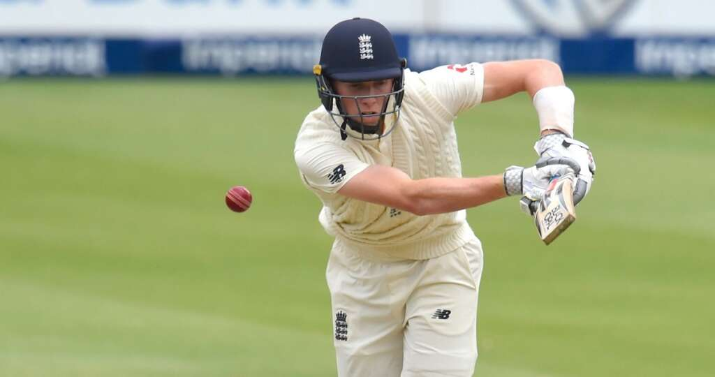 Crawley hits maiden 50 but South Africa fight back