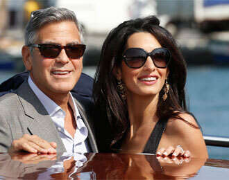 George Clooney ties the knot with Amal Alamuddin