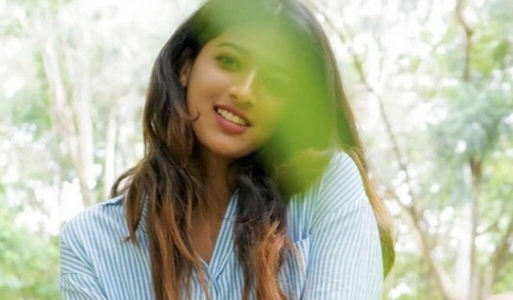 Indian actress, Mebiena Michael,  accident