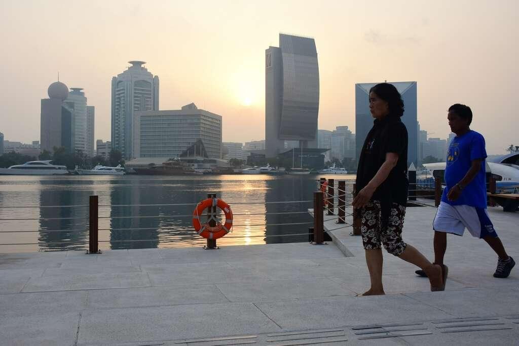 Hot, hazy weather expected during Eid weekend in UAE