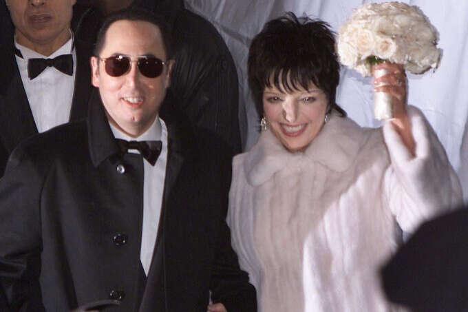 Liza Minnelli S Ex Husband David Gest Found Dead News Khaleej Times