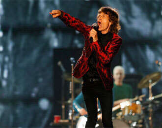 Rolling Stones rock Abu Dhabi in first Mideast show