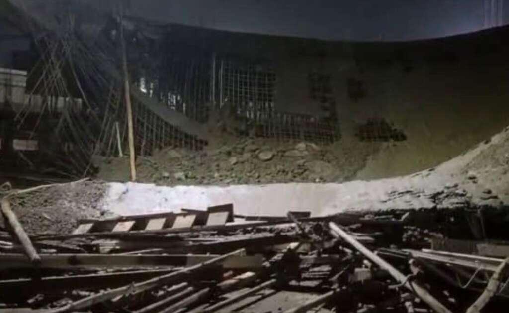 Building, collapses, Bhubaneswar airport, 1 killed, under-construction building, Biju Patnaik International Airport