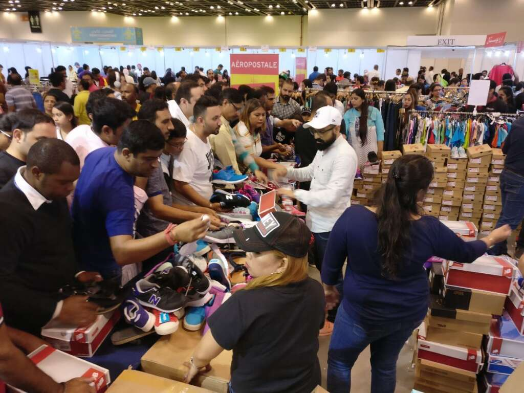 Hurry! 80% discount on last day of Dubais big clearance sale