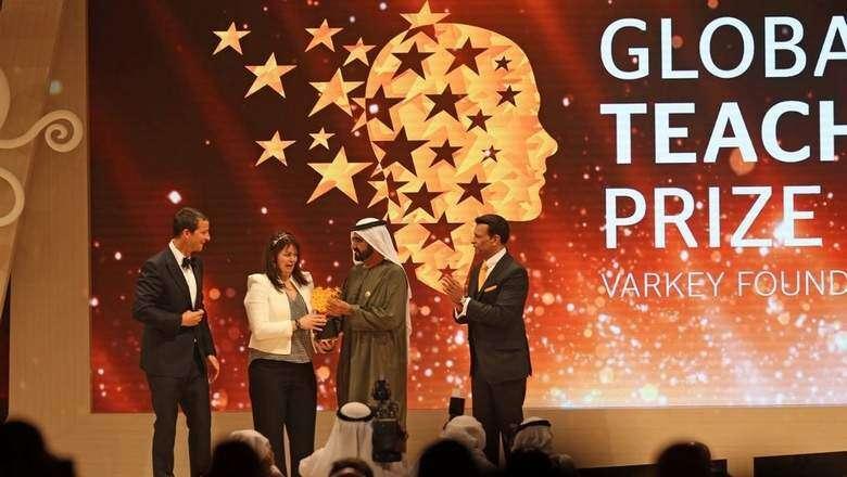 Teachers ready with plans ahead of Dubais $1 million win