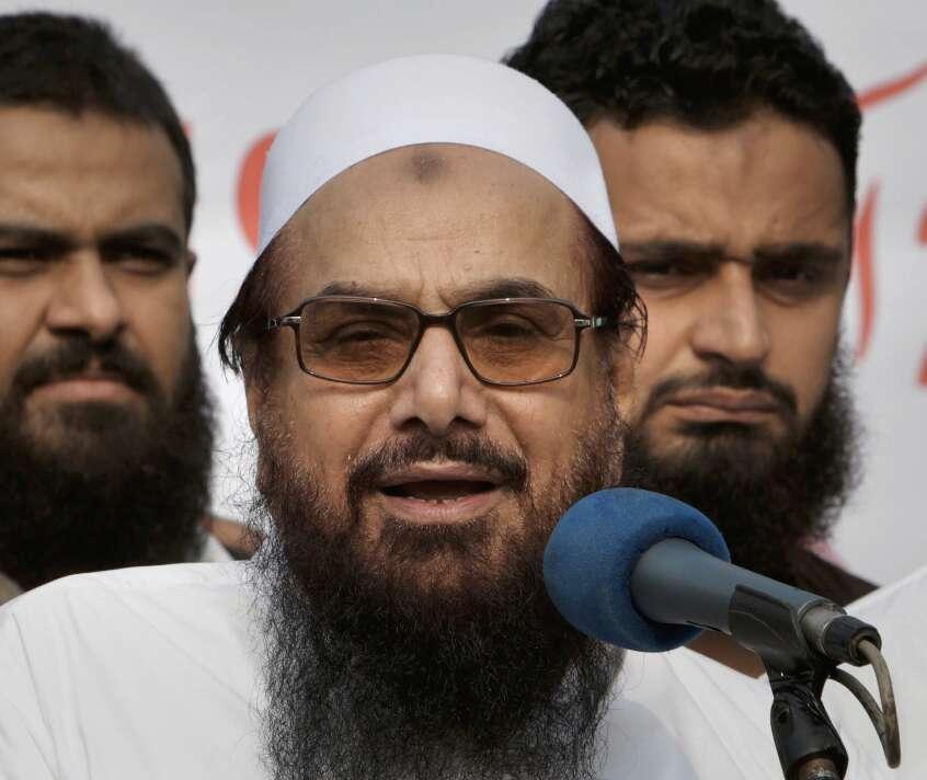 Hafiz Saeed, Pakistan, US