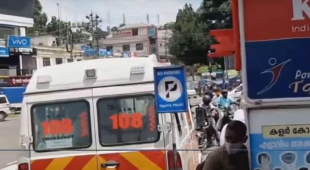 Dubai expat, Kerala Police, violating quarantine