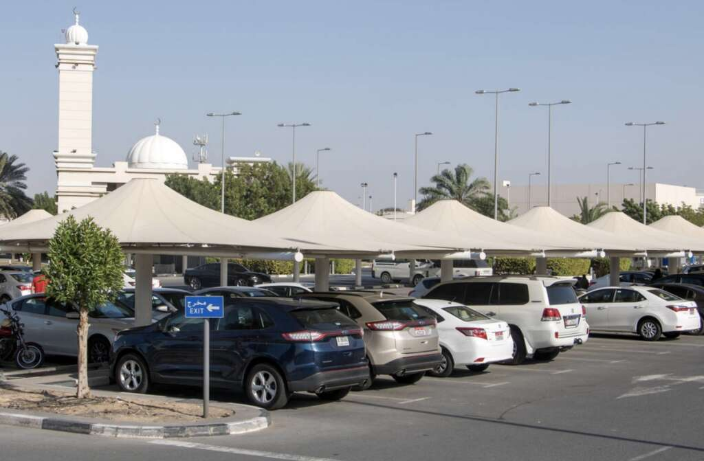 Gang, stole, cars, parked, Dubai airport, jailed