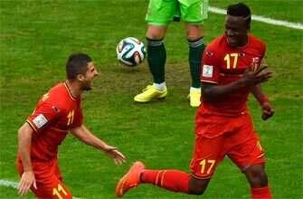 Divock Origi wins it for Belgium in World Cup