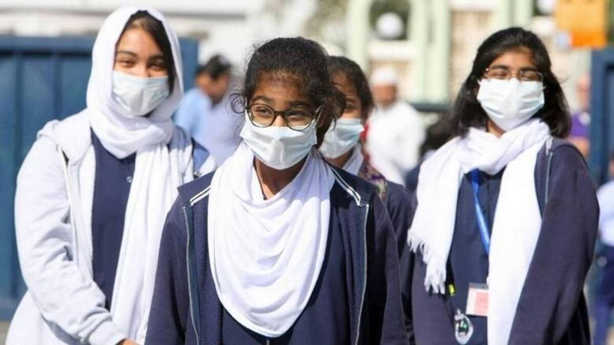 Dubai: Schools are nearly back to pre-Covid normal