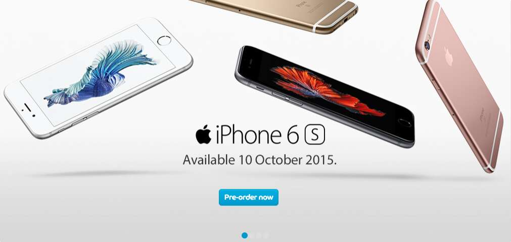 Du to offer iPhone 6s, 6s Plus in UAE from October 10 - News