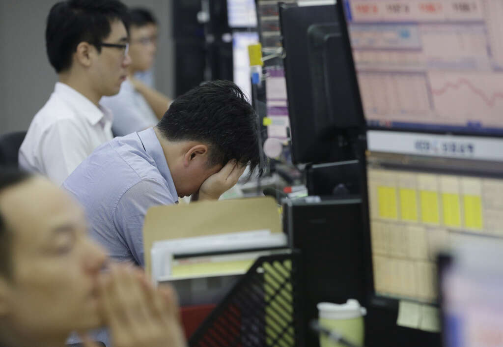 Global markets on tenterhooks awaiting China data