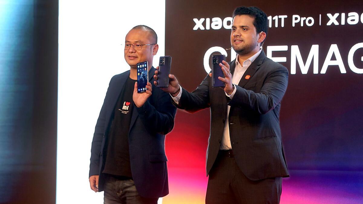 Look: Xiaomi launches new variants of its flagship smartphones