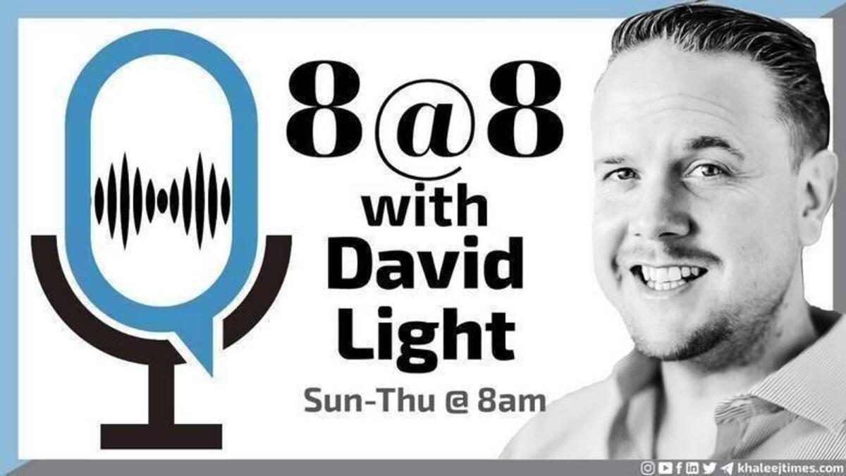 8 at 8 with David Light: Thursday, September 30