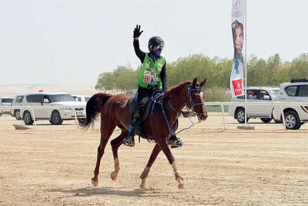 Glory for Spanish lady rider Laia Soria Pinol